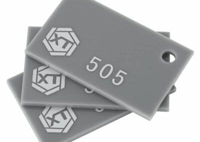 Grey-acrylic-sheet