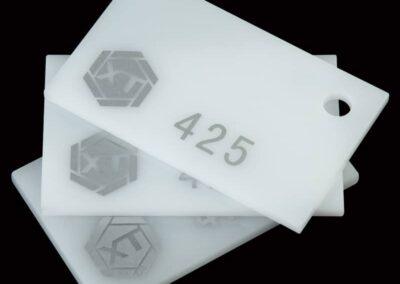 White-acrylic-sheet