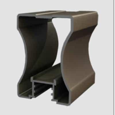Aluminum profiles - handle elegance