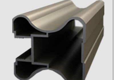 Montant d'aluminium premium omega