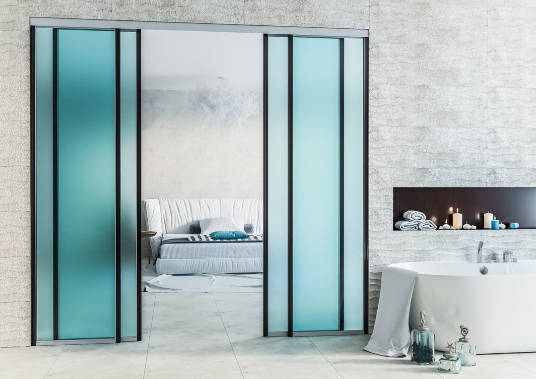 Suspended Sliding Doors