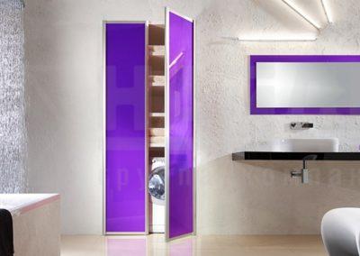 custom swinging cabinet doors