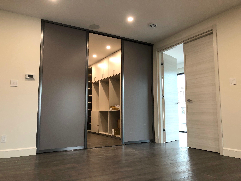 san francisco 27dde 0d692 Closet Sliding Doors | Aluminum Systems in Montreal ...