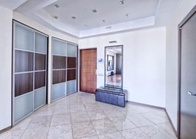 portes coulissantes de placard entrée