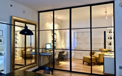 Top 5 Benefits of Interior Sliding Doors