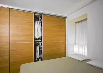 portes de placard en bois